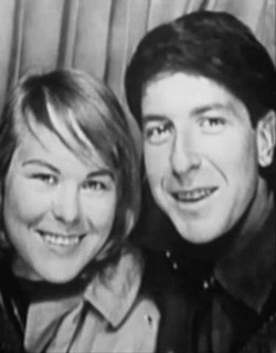 Leonard Cohen and Marianne Christine Ihlen in Hydra, Greece. A review of Marianne & Leonard: Words of Love is at Riot Material magazine, LA's premier magazine for art and film.