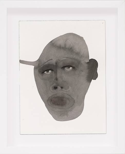 Artist February James in Punch, at Jeffrey Deitch, Los Angeles. Reviewed at Riot Material magazine.