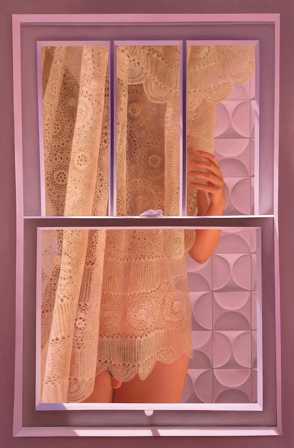 Pink Peep. Laura Krifka's latest exhibition at Luis De Jesus is reviewed at Riot Material, LA's premier art magazine.