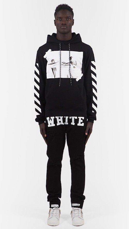 Virgil Abloh, from Figures of Speech. Reviewed at Riot Material, LA's premier magazine for art and fashion
