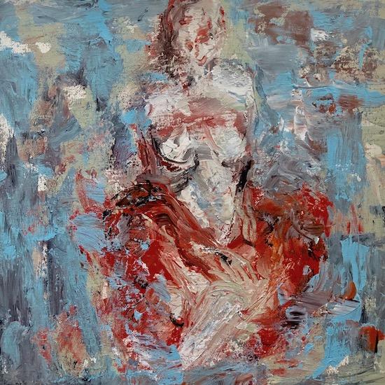 Artist Haleh Mashian