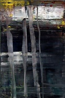 Gerhard Richter, Forest (2) 2005, at Riot Material