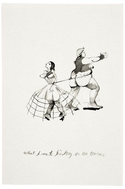 Kara Walker: what I want history to do to me, 1994