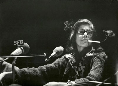 Susan Sontag. A review of Sontag: Here Life and Work is at Riot Material