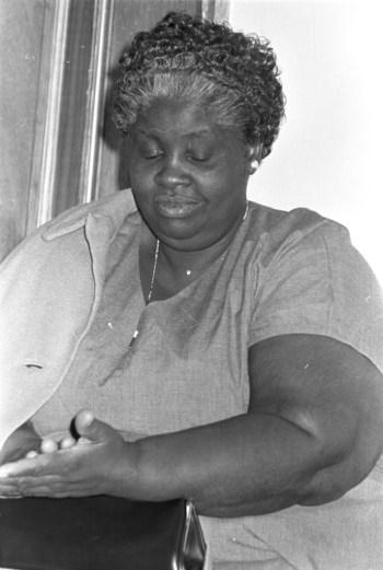 Georgia Gilmore