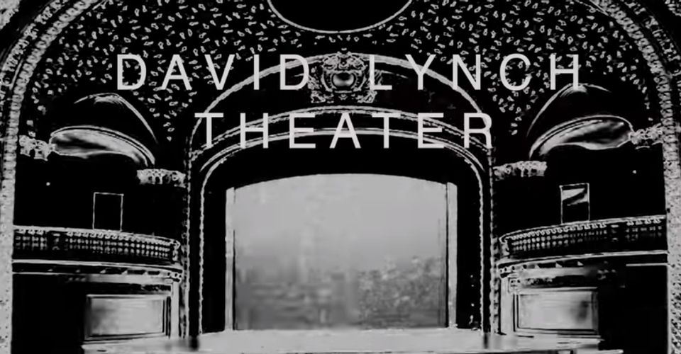 David Lynch Theater, at Riot Material Magazine