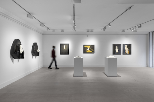 Aidan Salakhova, The Dust Became The Breath review, at Gazelli Art House, London