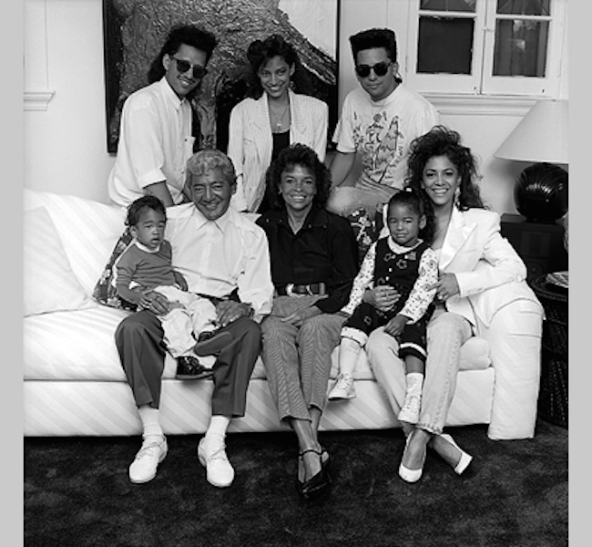 Pete Escovedo Family Portrait by Jim Dennis