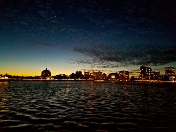 Magical Lake Merritt in Oakland, photographed by Rolando Morales