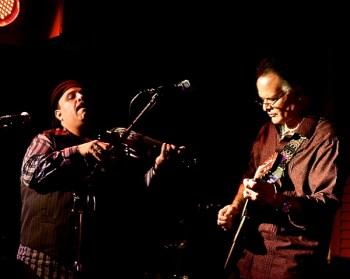Carlos Reyes and Rolando Morales