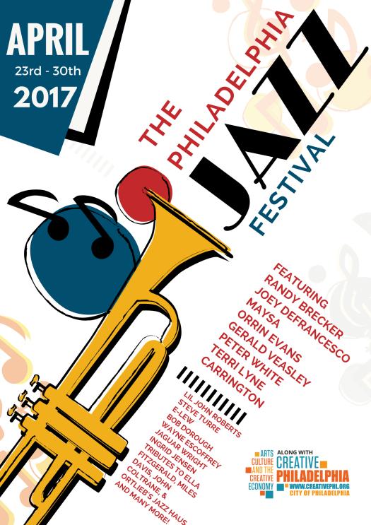 Philadelphia Jazz Festval 2017