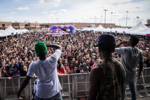 High School Nation organized tours to High Schools around the Nation