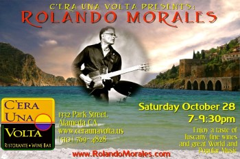 C'era Una Volta features Rolando Morales