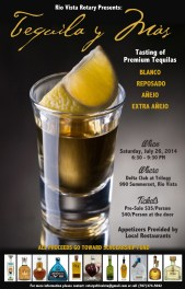 2014 Tequila Poster