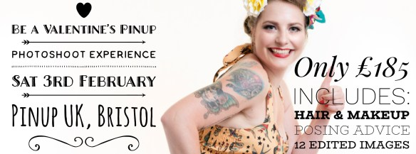 Be a Pinup Pinup UK Miss Pinup UK Photoshoot Bristol Photography Photographer