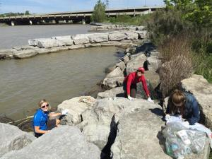 Ripleys-Aquarium-Canada-Great-Canadian-Shoreline-Cleanup  (3)