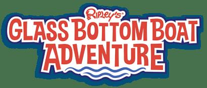 glass bottom boat adventure logo