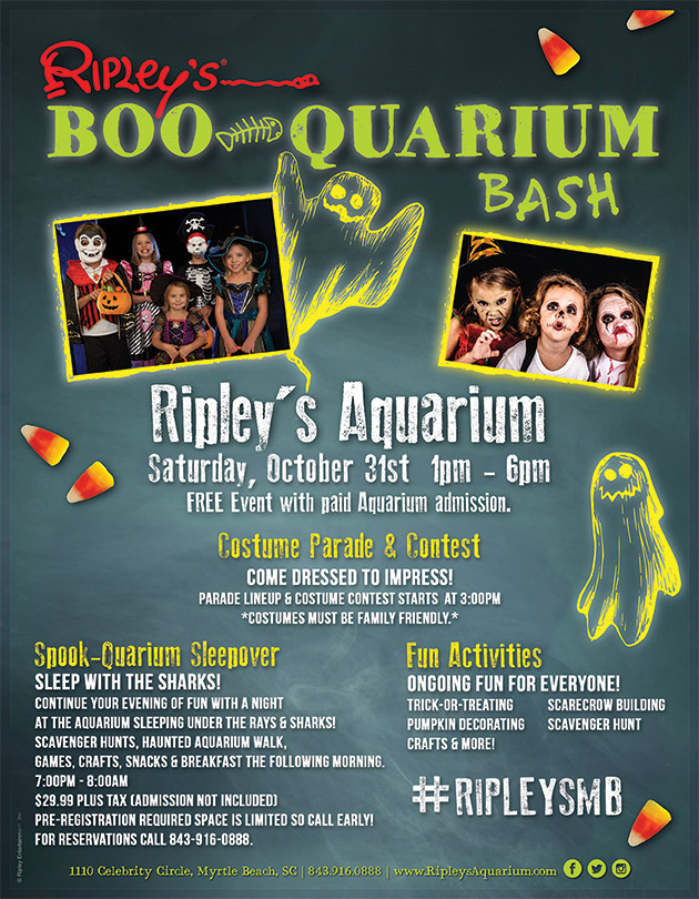 Boo-Quarium-Flyer