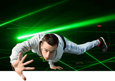 Impossible LaseRace