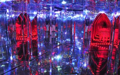 Sala del laberinto de espejos
