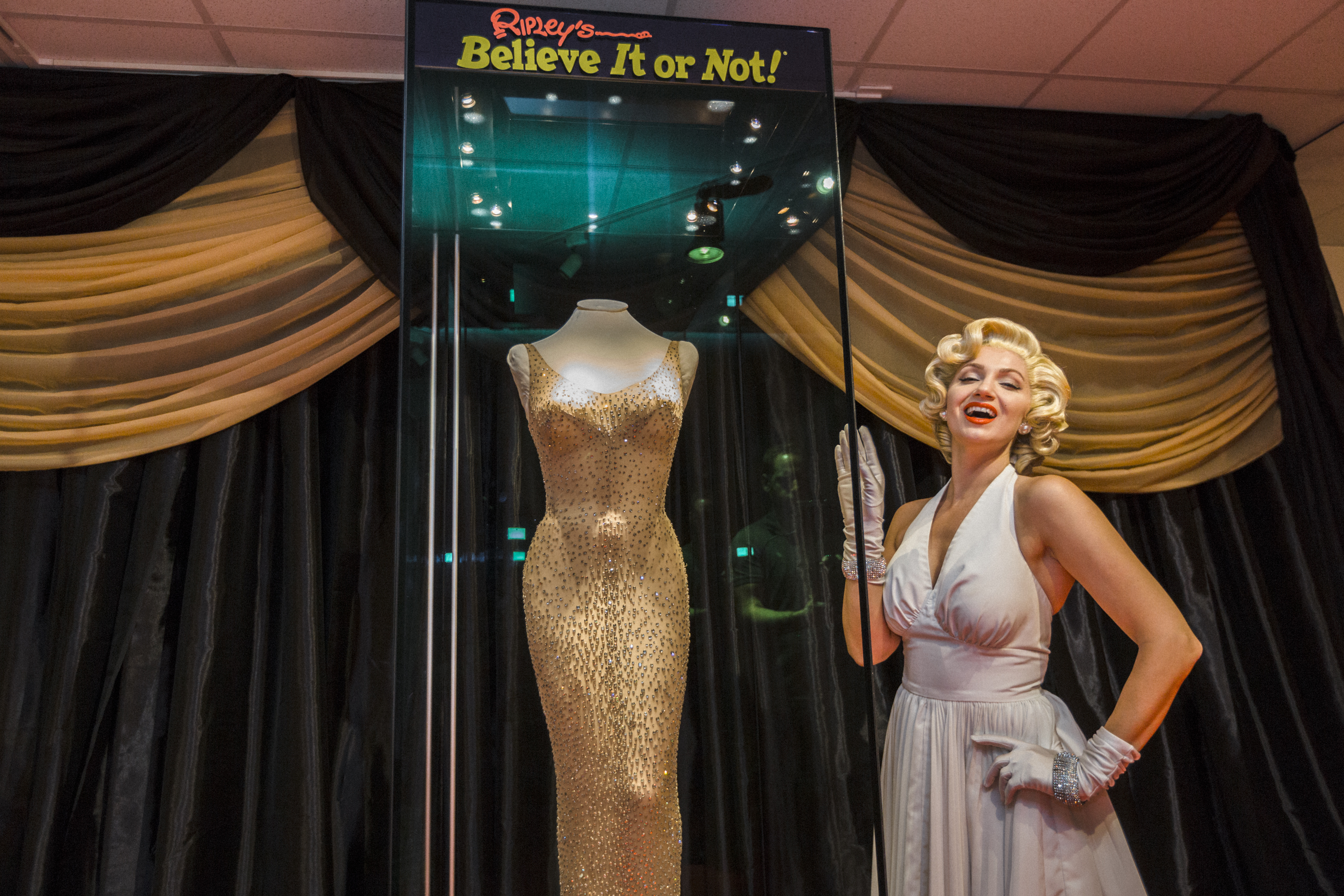 (Eric Kayne/AP Images for Ripley's Believe It or Not!)