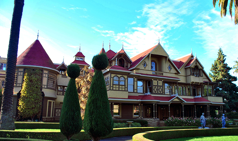 We Welcome You To The Winchester Mystery House