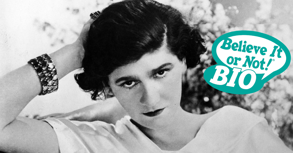 Strutting Into The Secret Life Of Coco Chanel