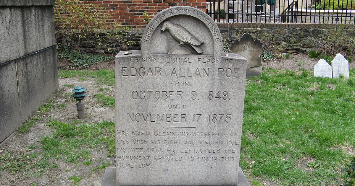 Theories Evermore Surrounding Edgar Allan Poe's Death