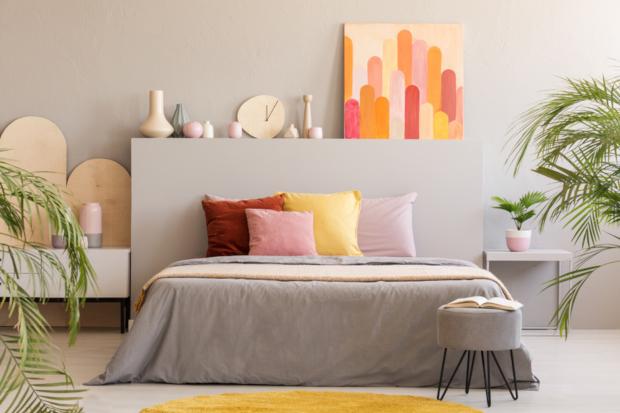 https www ripolin fr aide inspirations la peinture taupe dans une chambre mode d emploi
