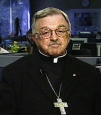 Mgr Fred Henry