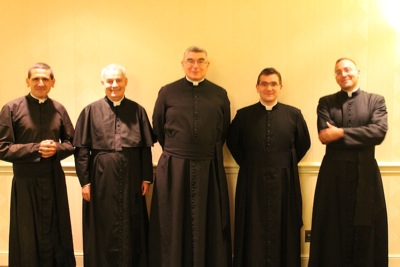 Catholic Identity Conference, priests