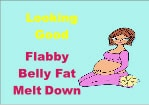 saggy belly fat removal