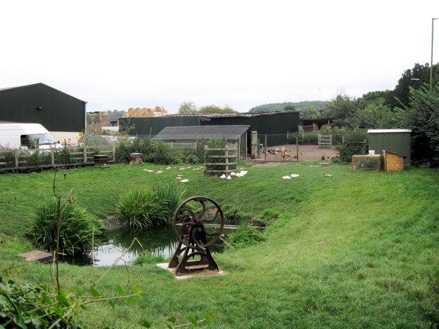Pond Farm Upper Wanborough