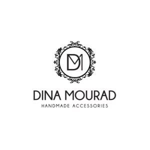 Dina Mourad Logo