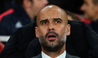 Guardiola on Man City loss to Liverpool