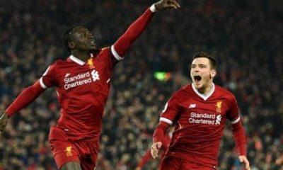Salah, Mane score in 7-goal thriller as Liverpool end Man City's unbeaten run