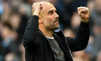 Guardiola targets 10 more victories to win Premier League