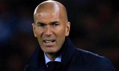 Zidane confesses his admiration for Neymar