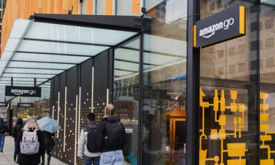 Amazon sets up convenience store that requires no cashiers or checkout