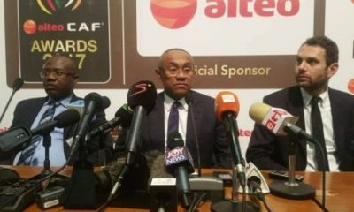 CAF AWARDS: Rohr, Oshoala, Eagles, Falconets up for honours today