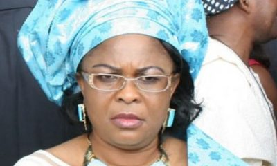 Niger Delta ex-agitators draw battle line with EFCC over Patience Jonathan