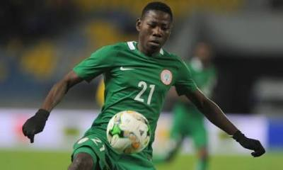 CHAN: Faleye upbeat as Eagles face Equatorial Guinea