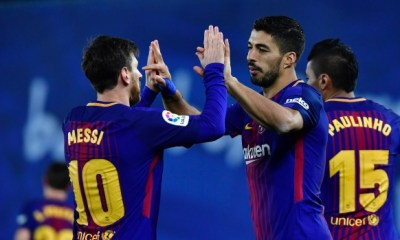 'Best way to finish the first round', Suarez relishes performance at Anoeta