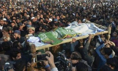 PAKISTAN: Parents of raped, murdered 7-yr-old demand justice as protests erupt over better policing