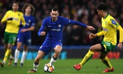 FA CUP: Nine-man Chelsea beat Norwich on penalties; Wigan, Swansea advance