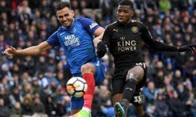 FA CUP: Iheanacho nets brace, Ndidi scores in Leicester victory; Wigan, Brighton advance