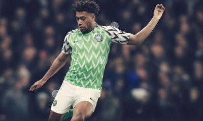 Nike unveils new Eagles kit for Russia 2018 in London (Photos)