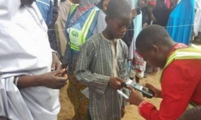 Pictures of underage voters were children during school assembly –Gov Ganduje