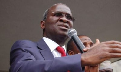 FASHOLA TO GENCOs: Be ready to also face Nigerians in public court