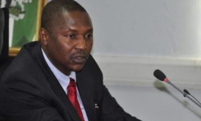 MALABU: Int'l anti-graft bodies suspect AGF Malami may have been compromised